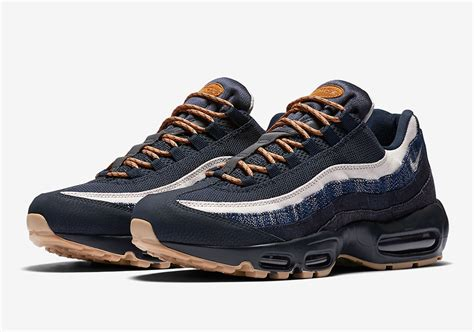 air max 95 nike air max 95 denim and gum sneakernews