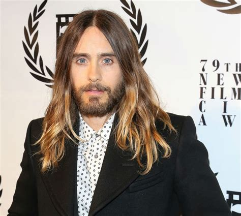 If You Can Make The Ny Critics Circle Awards by Jared Leto S Hommebr 233 Hair Can Do No Wrong Racked