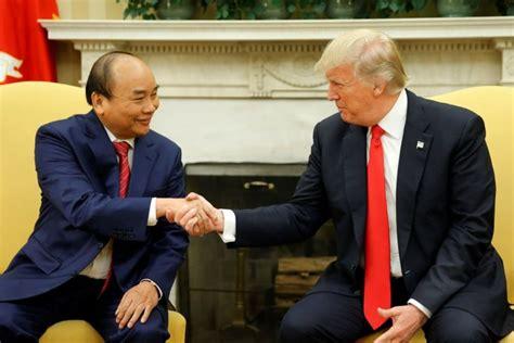donald trump vietnam us president trump will attend apec and visit hanoi this