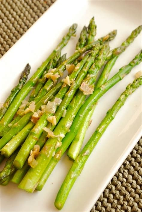 Springtime Side Sauteed Asparagus by Saut 233 Ed Asparagus With Garlic And Shallots A Sweet Pea Chef