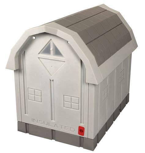 asl insulated dog house dog palace insulated doghouse insulated doghouses by asl solutions inc