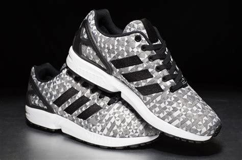 Adidas Zx Flux Weave Collegiate Redblackwhite 1 adidas originals zx flux weave ftwr white black