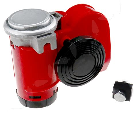 boat 5 horn blasts car truck suv boat air horn 12v 139db blast compact twin