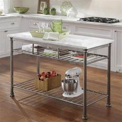 kitchen islands at lowes shop home styles 52 in l x 25 in w x 36 in h gray