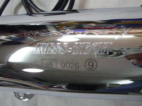 Motorrad Auspuff Kennzeichnung by American Used Parts Gebraucht Neuteile F 252 R Harley