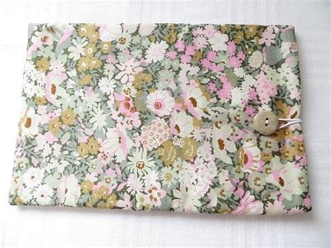 Handmade Tablet Covers - tablet kindle cover in liberty lawn thorpe handmade