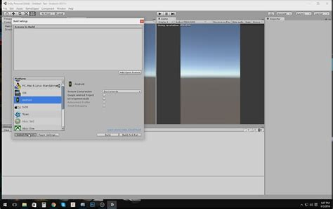 unity tutorial navmesh 007 unity android publish tutorial screenshot 2 ygd