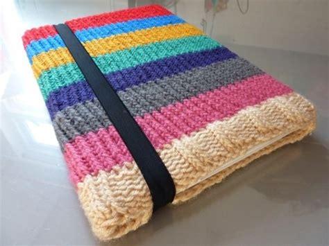 knitting pattern notebook cute rainbow macbook case free inspiration hmmmm