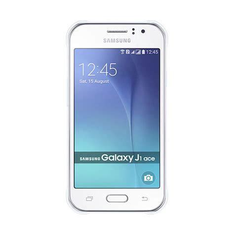 Hp Samsung J1 Ace 4g Lte jual rabu cantik samsung j1 ace 2016 j111f smartphone white 4g lte ram 1gb 8gb