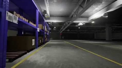 class warehouse layout and simulation the warehouse training and simulation youtube