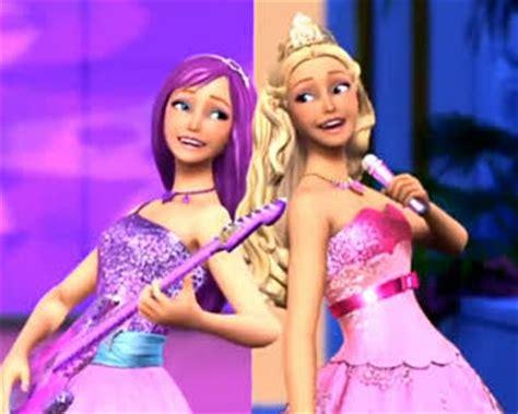 film barbie und der popstar barbie die prinzessin und der popstar trailer ov