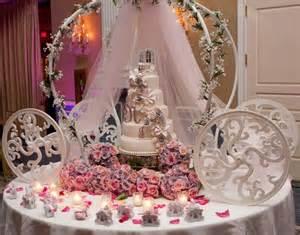 Crystal Chandelier Cake Stand Cinderella Cake Set Up Quinceanera Dessert Amp Candy