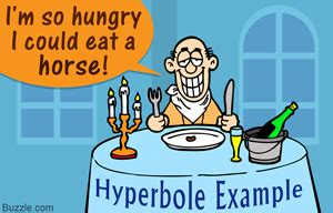 exle of hyperbole simple and hyperbole exles that are easy to