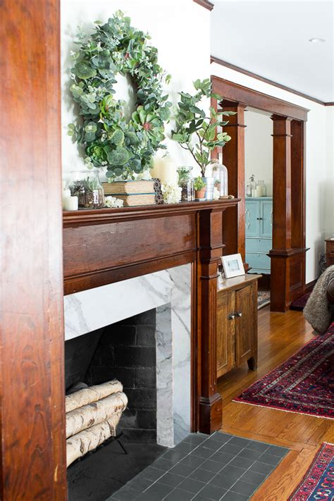 Lettered Cottage Fireplace by Danielle S Fireplace Presto The Lettered Cottage