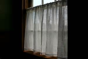Linen Cafe Curtains Unavailable Listing On Etsy
