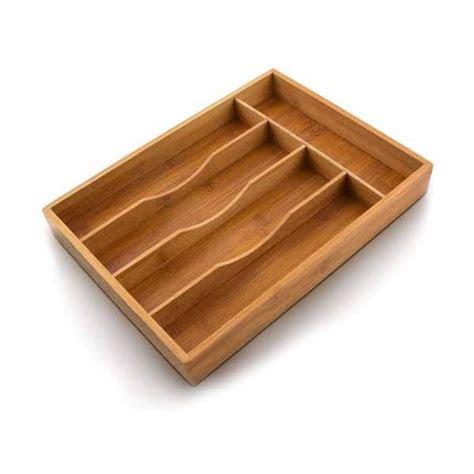 porta posate da cassetto porta posate da cassetto accessori cucina in legno bambu