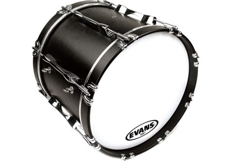 6 Mx White Marching Tenor Tt06mxw mx marching tenor heads black black marching band