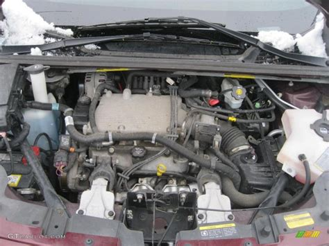 small engine maintenance and repair 2006 pontiac vibe security system 2006 pontiac montana sv6 awd engine photos gtcarlot com