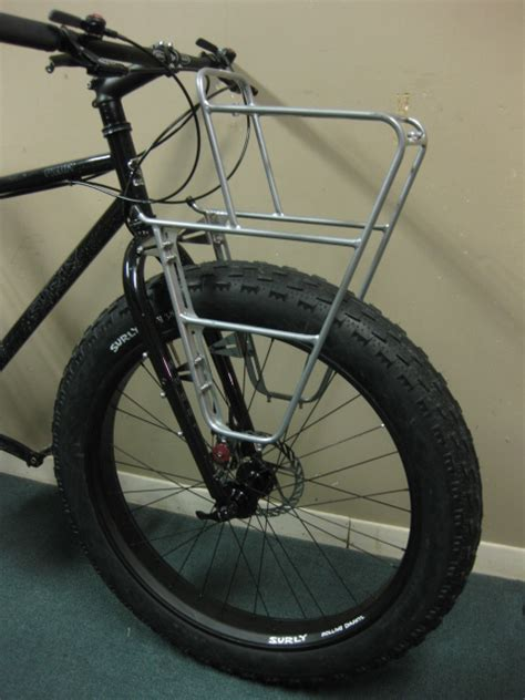 Surly Rack Front by Bicycle Front Rack Suspension Fork Bicycle Bike Review