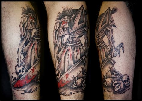 pyramid head tippingtattoo