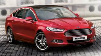 new cars ford ford mondeo range busseys new ford cars
