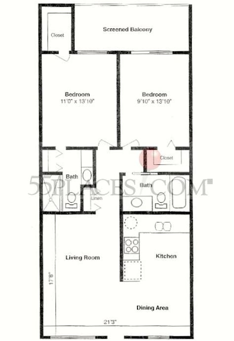 century village floor plans g floorplan 916 sq ft century village at boca raton