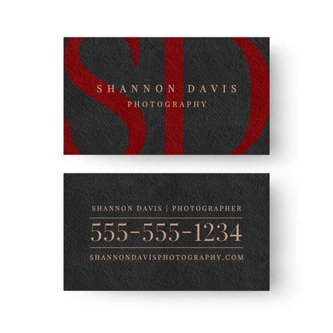 Velvet Business Card Templates by Business Card Photoshop Templates Photo Business Card