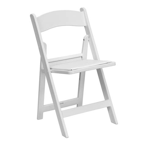 white resin bench persianoevents com white resin folding chairs available