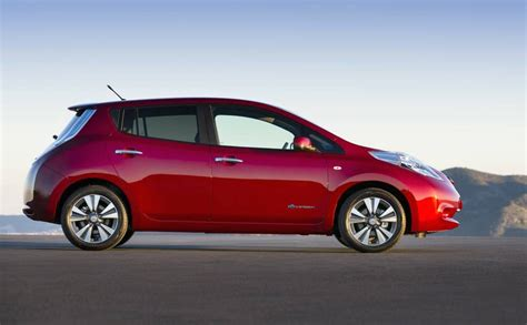 range of nissan leaf 2015 2016 nissan leaf update getting increased range report