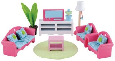 early learning centre doll house early learning centre elc rosebud living room elc rosebud living room shop for