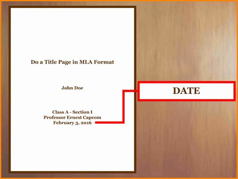 How To Make A Cover Page For A Research Paper - 9 mla format cover page resumed
