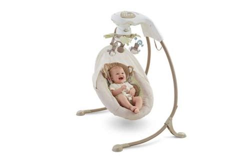 fisher price snug a monkey swing fisher price my little snugamonkey special edition cradle