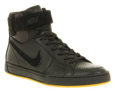 all leather nike shoes