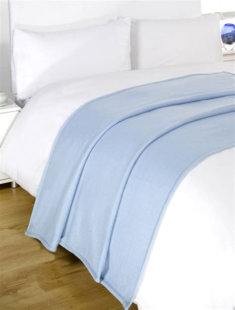 fleece sofa throw dreamscene warm soft plain fleece throw over large