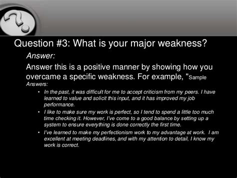 good examples of strengths and weaknesses work cleaning resume