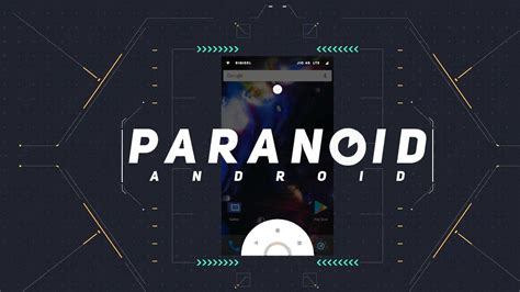 paranoid android paranoid android 7 1 2 official custom rom oneplus 3 3t nougat
