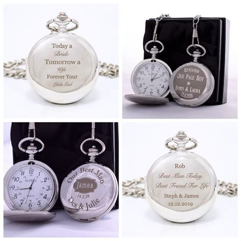 Wedding Gift Engraving Ideas by Laser Engraved Wedding Pocket In Gift Box For