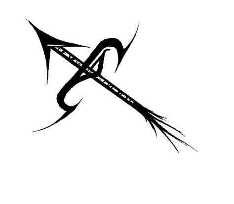 tribal arrow tattoos tribal arrowhead designs www pixshark