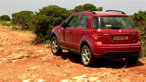 Suzuki Sx4 Offroad Suzuki Sx4 Road