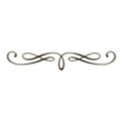 Decorative Lines by Free Celtic Vine Border Accent Clipart Illustration Free
