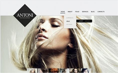 drupal themes photography 13 best design and photography drupal themes 2017
