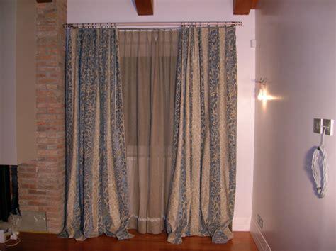 tende in lino moderne foto tende e controtende in lino di marchiori stefano