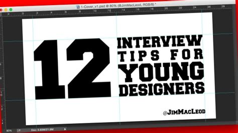 12 Tips On How To Date Younger by 12 Tips For Designers