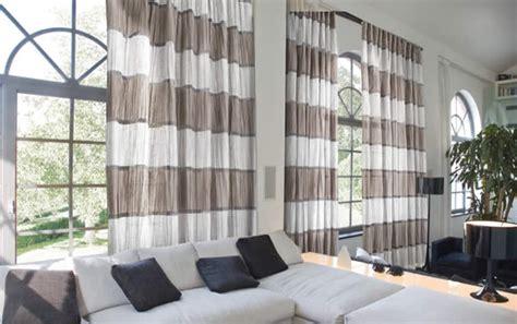 tende da arredo moderne come scegliere le tende da interni per il proprio appartamento