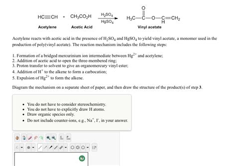 How To Make Flash Paper Without Acid - solved 1 draw the products formed by the following acid