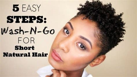 my wash n go the natural mane short natural hair how i refresh my wash n go the in how