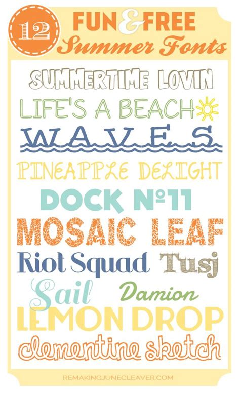 printable beach fonts 129 best clipart images on pinterest letter fonts