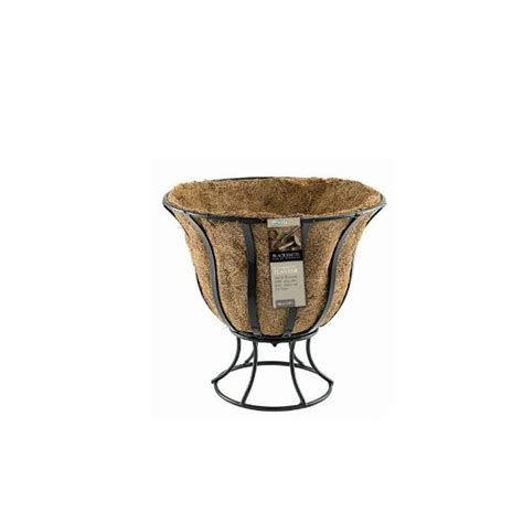 Curved Planters by 45cm 18in Blacksmith Curved Planter