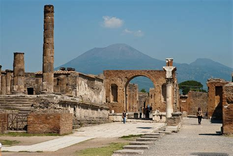 The Fall and Rise and Fall of Pompeii   History   Smithsonian