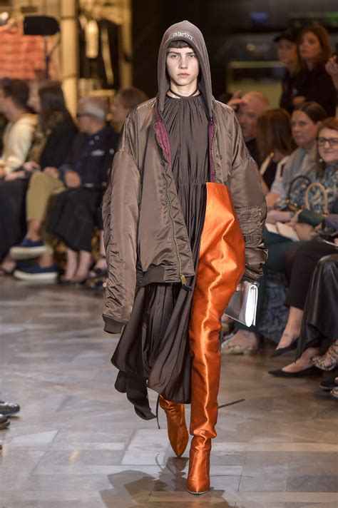 Well Played Hudson Couture In The City Fashion by Vetements X Manolo Blahnik S Destoryed Heels At Couture